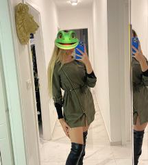Zelena jaknica/košuljica