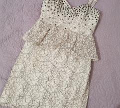 Asos haljina s perlama