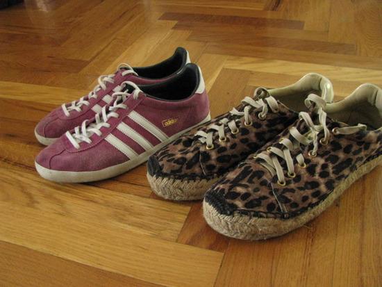 REPLAY/ADIDAS lot obuće