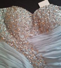 Novogodišnja svečana haljina
