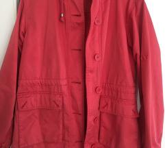 BENETTON crvena jakna L