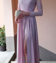 Svečana duga haljina xs