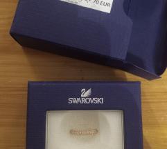 %%%NOVO Swarovski prsten