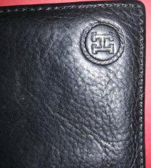 Kožni vintage novčanik HEMANUEL