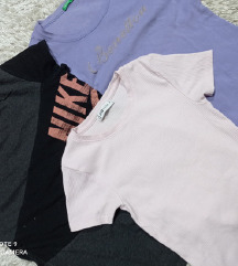 Lot sportskih majica S