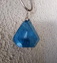 NOVE plave nausnice(6cm)