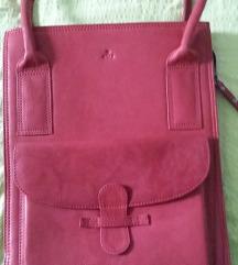 ADAX torba, crvena
