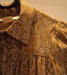 HM košulja sa puf rukavima vel 36