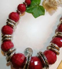 OGROMNAAAA ogrlica Sondini bijoux design