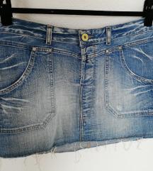 REPLAY jeans suknja %%% AKCIJA