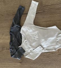 Baby body 2 komada (62/68)