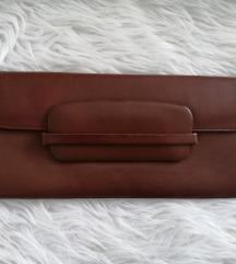 Pismo kožna retro torbica