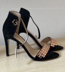 Crne sandalica NOVO