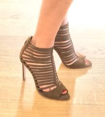 ZARA sandale štikle
