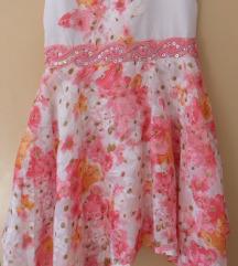 Lagana ljetna haljina za male vile