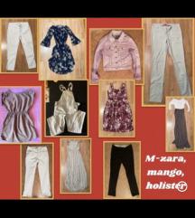Lot ženske odjeće M