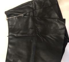 Zara kratke hlačice, suknja