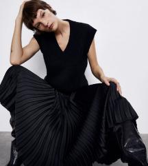 Zara hit plisirana suknja NOVA