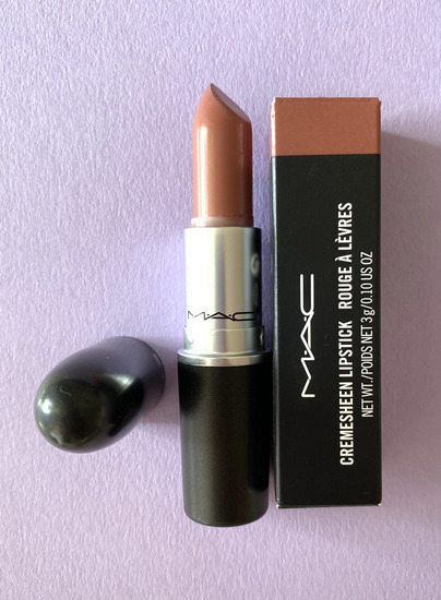 MAC Cremesheen ruž Modesty
