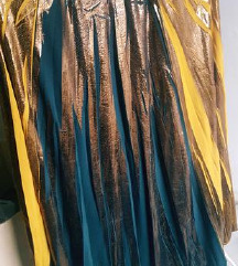 🖤 IMPERIAL midi suknja L