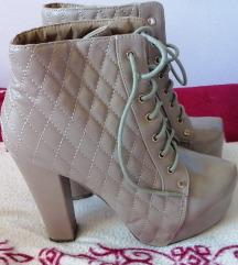 Cipelice na visoku petu
