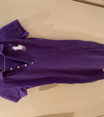 Ženska Ralph Lauren ljubičasta haljina xs/s