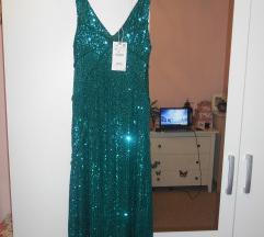 Nova Zara sequin haljina, Tisak uključen