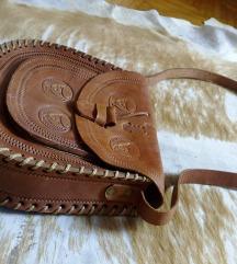 Unikatna kožna torba iz Egipta