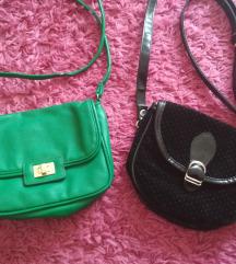 Lot- dvije mini torbice %