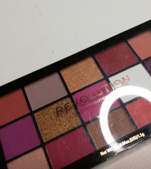 Reloaded Red Alert Eyeshadow Palette