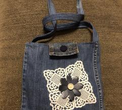Mala traper torba handmade