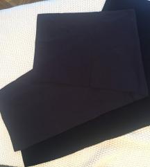 Wolford  haljine tube siva i crna xs Nove