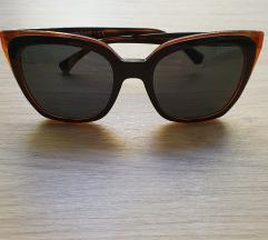 Emporio Armani sunčane naočale crne