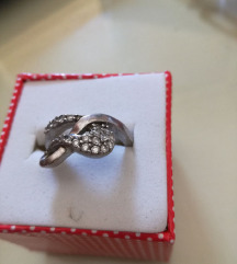 PRSTEN, pravo srebro %% SNIŽENJE 50% sav nakit