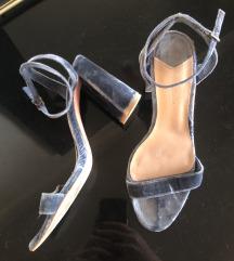 Baršunaste sandale