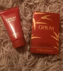 YSL Opium parfem + krema