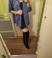 Košulja plavo/ljubičasta