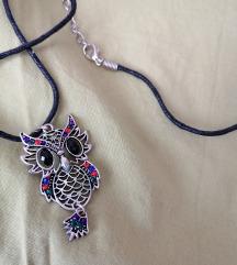 Sova ogrlica