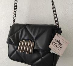 My lovely bag crna