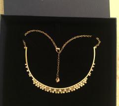 Swarovski kruta ogrlica