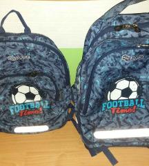 Školska torba iz dva dijela