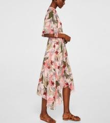 MANGO haljina cvjetnog uzorka