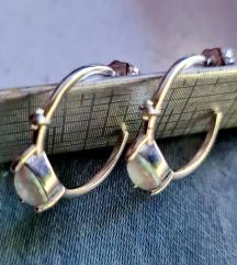 Srebrne naušnice sa opalima