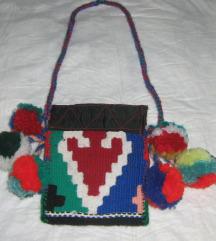 torbica etno ručno tkana ukrasna