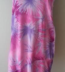 Ljetna haljina palme 34