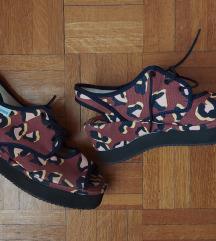 Preslatke leopard print Boromine