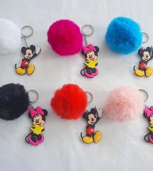 Minnie&Mickey privjesci s imenom
