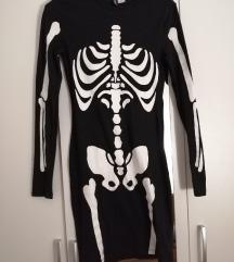 Haljina na kostur