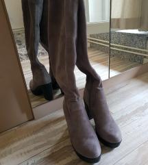 Čizme preko koljena, vel 41