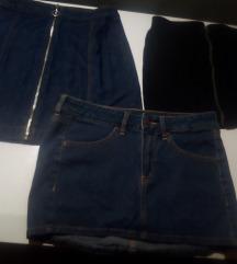 H&m traper suknja 38
